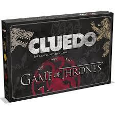 CLUEDO - Game of Thrones (UK)