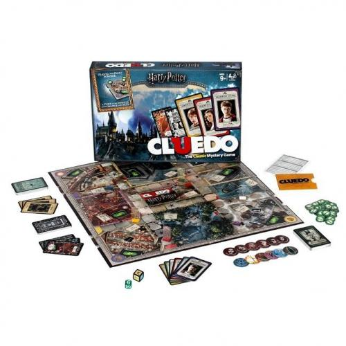 CLUEDO - Harry Potter (UK)