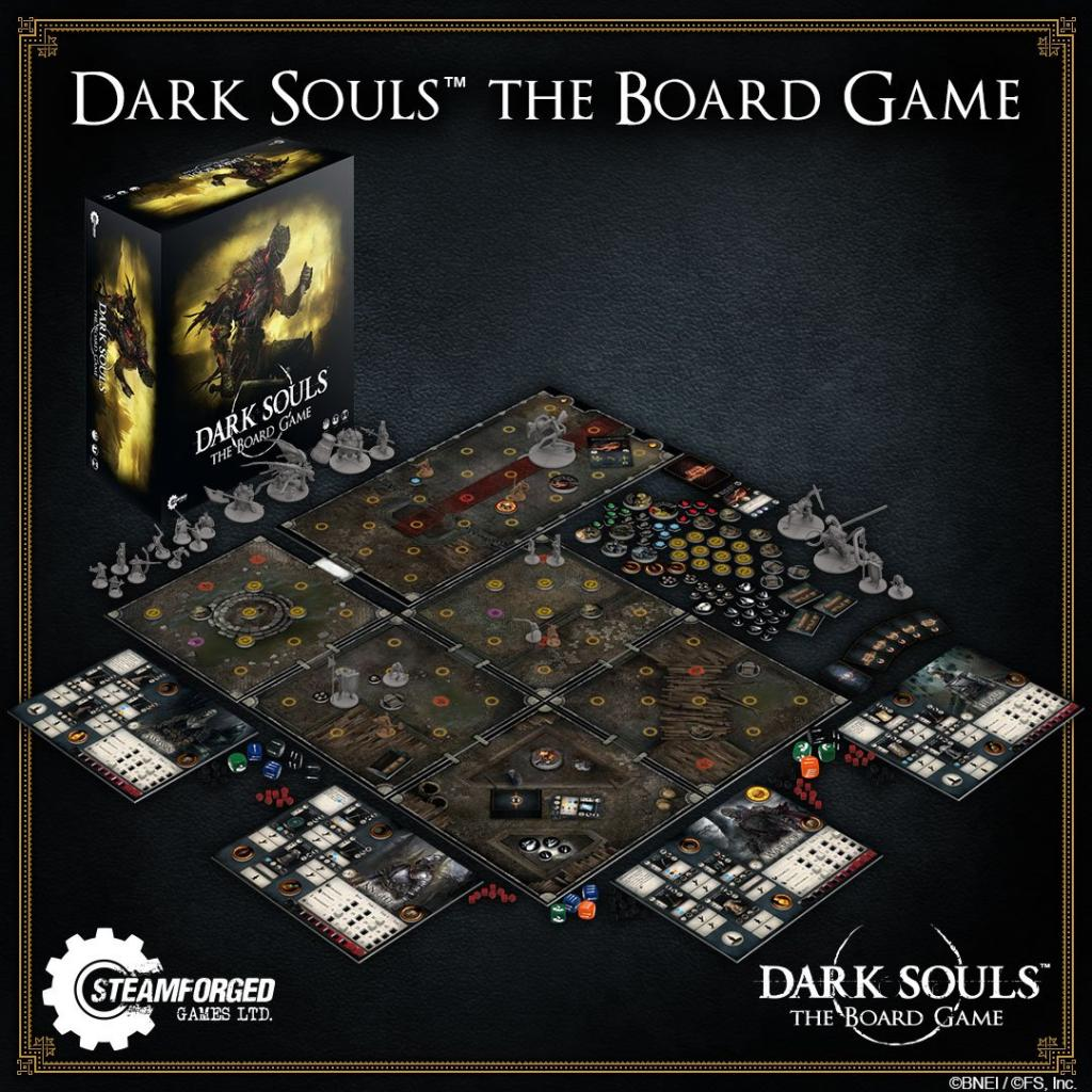 DARK SOULS TBG - The Board Game (UK)