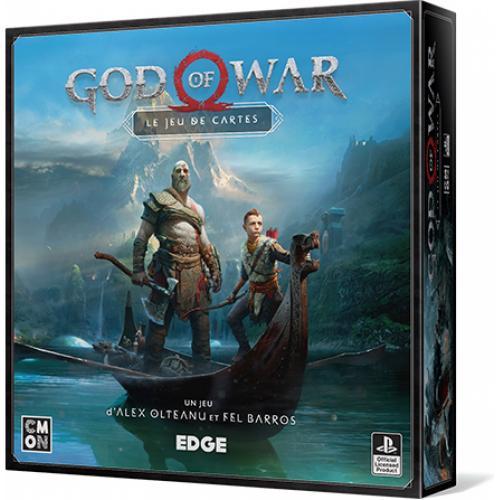 GOD OF WAR - Le jeu de cartes (FR)