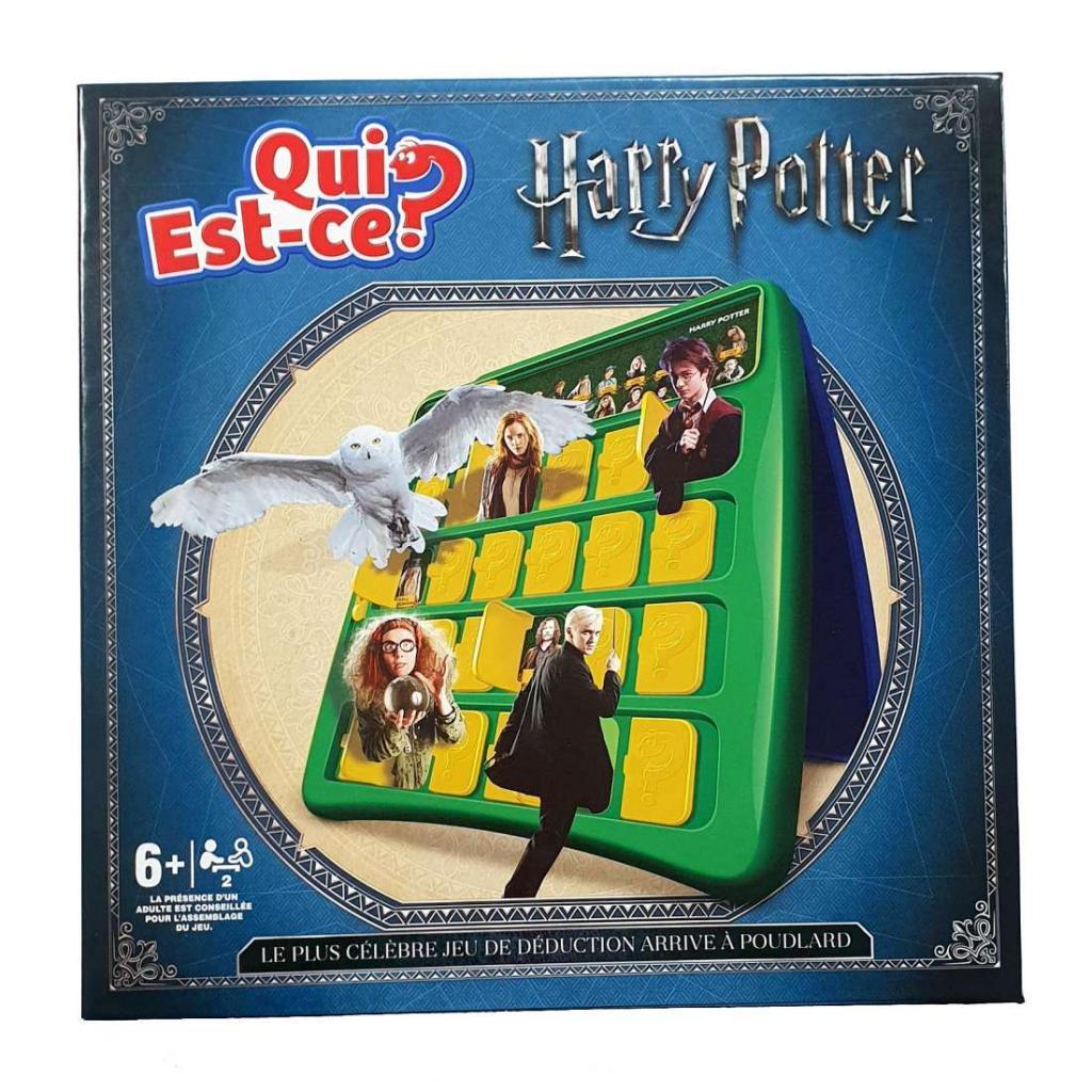HARRY POTTER - Qui Est-ce ? (FR)