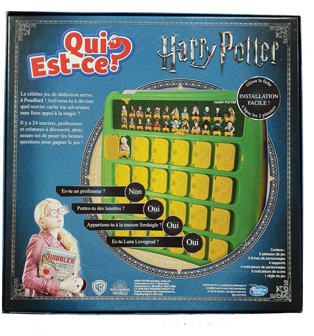 HARRY POTTER - Qui Est-ce ? (FR)_2
