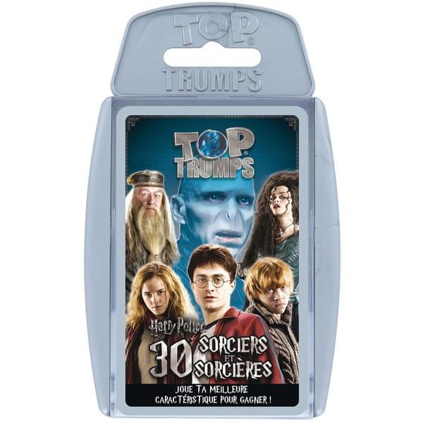 HARRY POTTER - Top Trumps