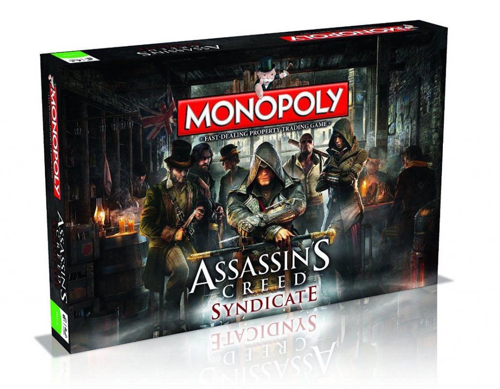 MONOPOLY - Assassins Creed Syndicate (UK)