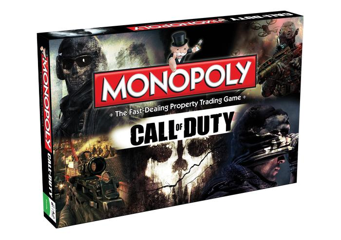 MONOPOLY - Call of Duty (FR)