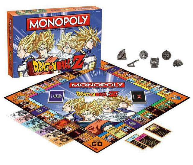 MONOPOLY - Dragon Ball Z (FR)