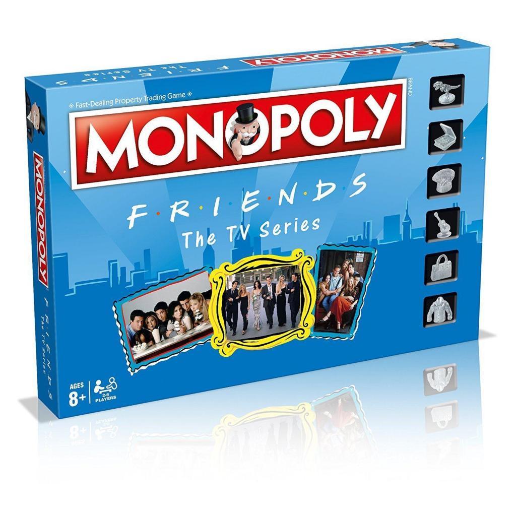 MONOPOLY - Friends (UK)