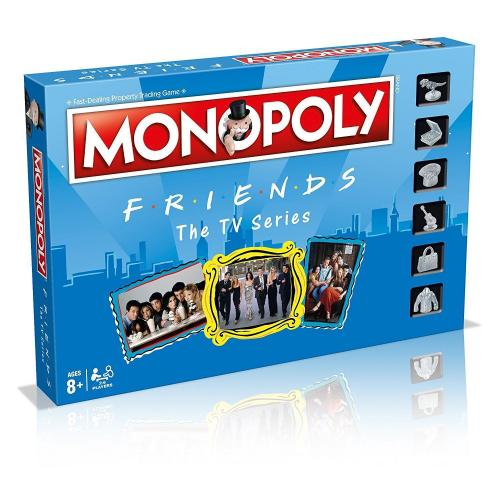 MONOPOLY - Friends (UK)