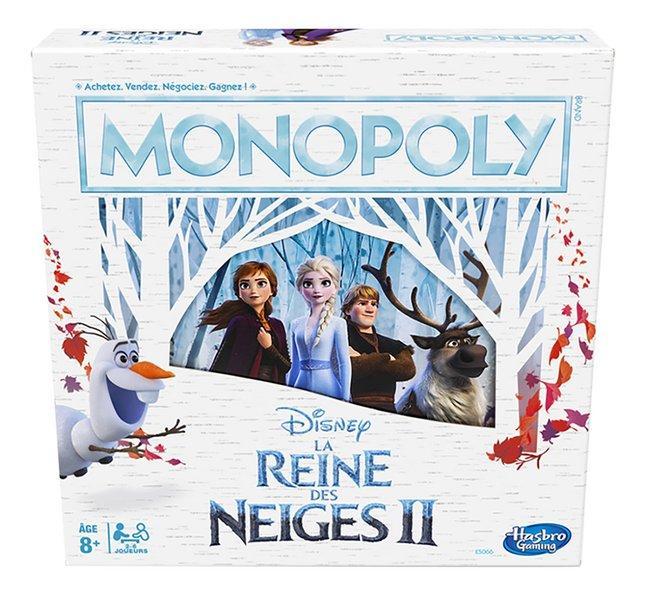 DISNEY - Monopoly - La reine de Neiges 2 (FR)