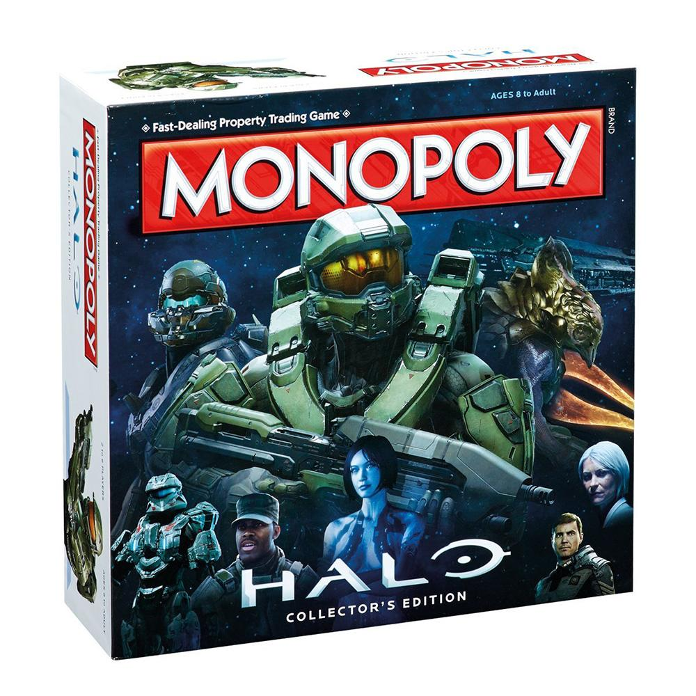 MONOPOLY - Halo (UK)