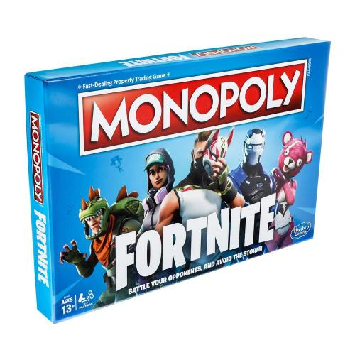MONOPOLY - Fortnite (UK Only)