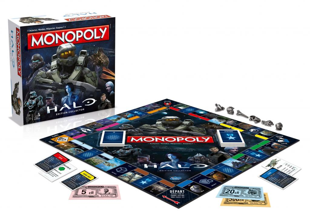 MONOPOLY - Halo (FR)