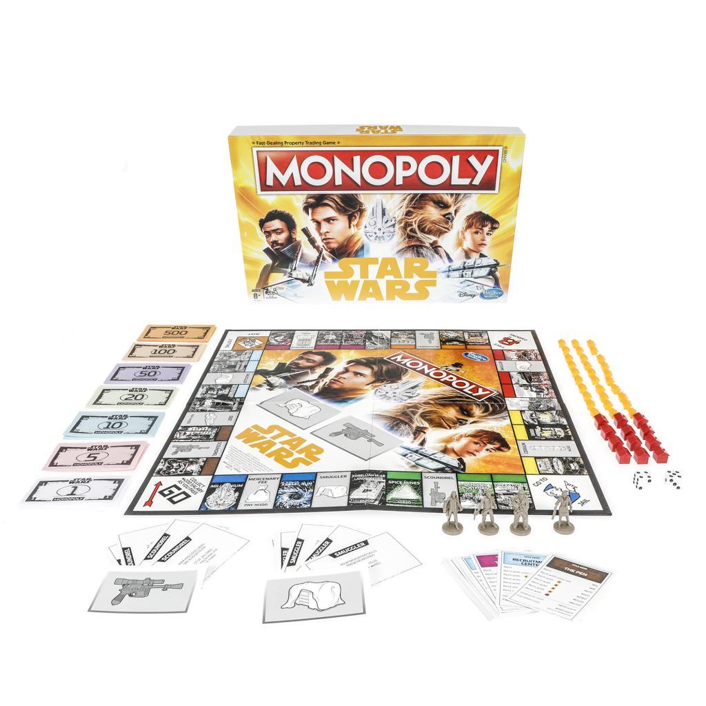 MONOPOLY - Han Solo (FR)