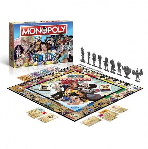 MONOPOLY - One Piece (FR)
