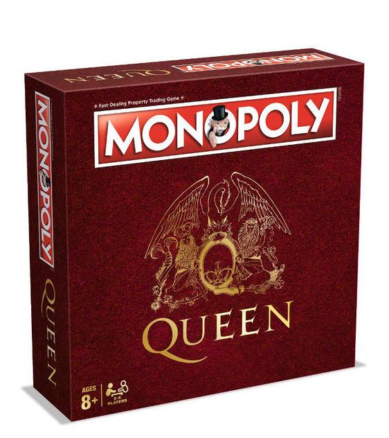 MONOPOLY - Queen (UK only)