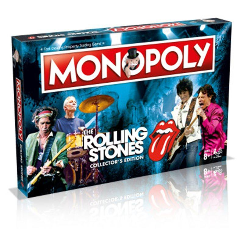 MONOPOLY - Rolling Stones (UK)