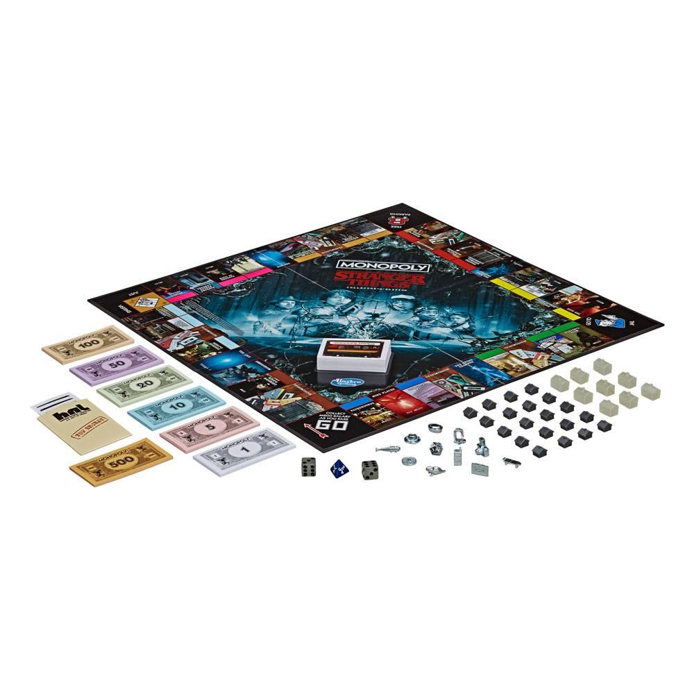 MONOPOLY - Stranger Things COLLECTOR EDITION (UK Only)_2