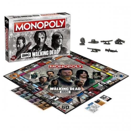 MONOPOLY - The Walking Dead - Serie TV (FR)