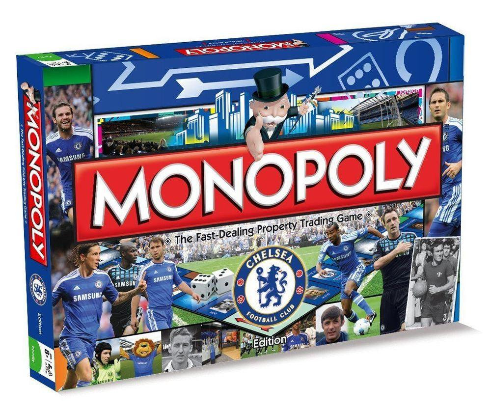 MONOPOLY - Chelsea F.C. (UK Only)