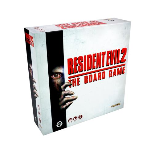 RESIDENT EVIL 2 - The Board Game (UK)