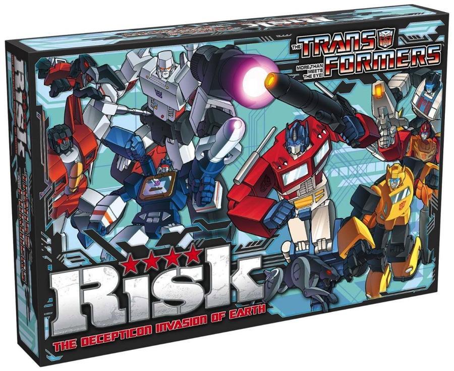 RISK - Transformers (UK)