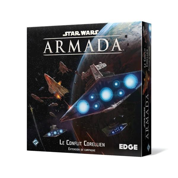 STAR WARS ARMADA - EXTENTION de Campagne - Le Conflit Corellien