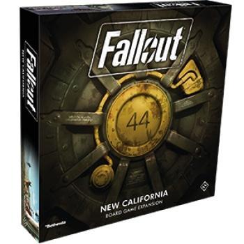 FALLOUT TBG - New Californie EXPANSION (UK)
