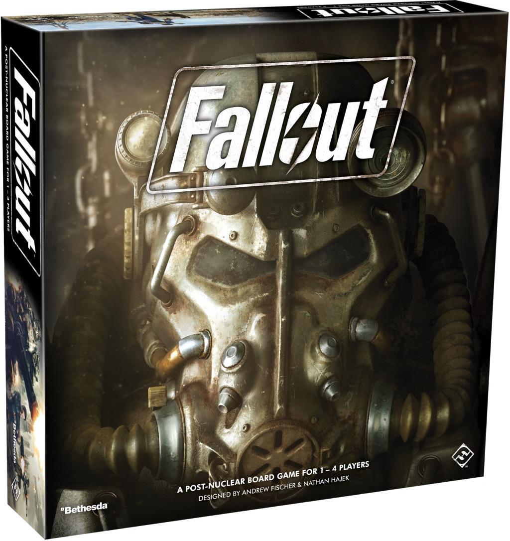 FALLOUT TBG - Post-Nuclear Board Game (UK)