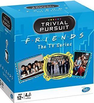 TRIVIAL PURSUIT - Friends (UK Only)