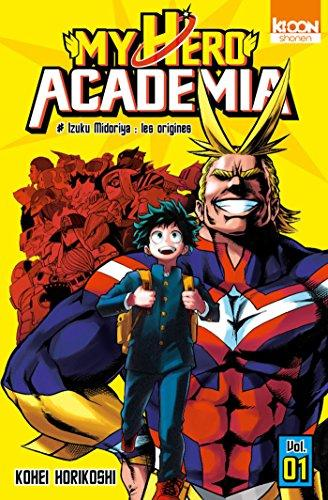 MY HERO ACADEMIA - Team Up Mission - Tome 1