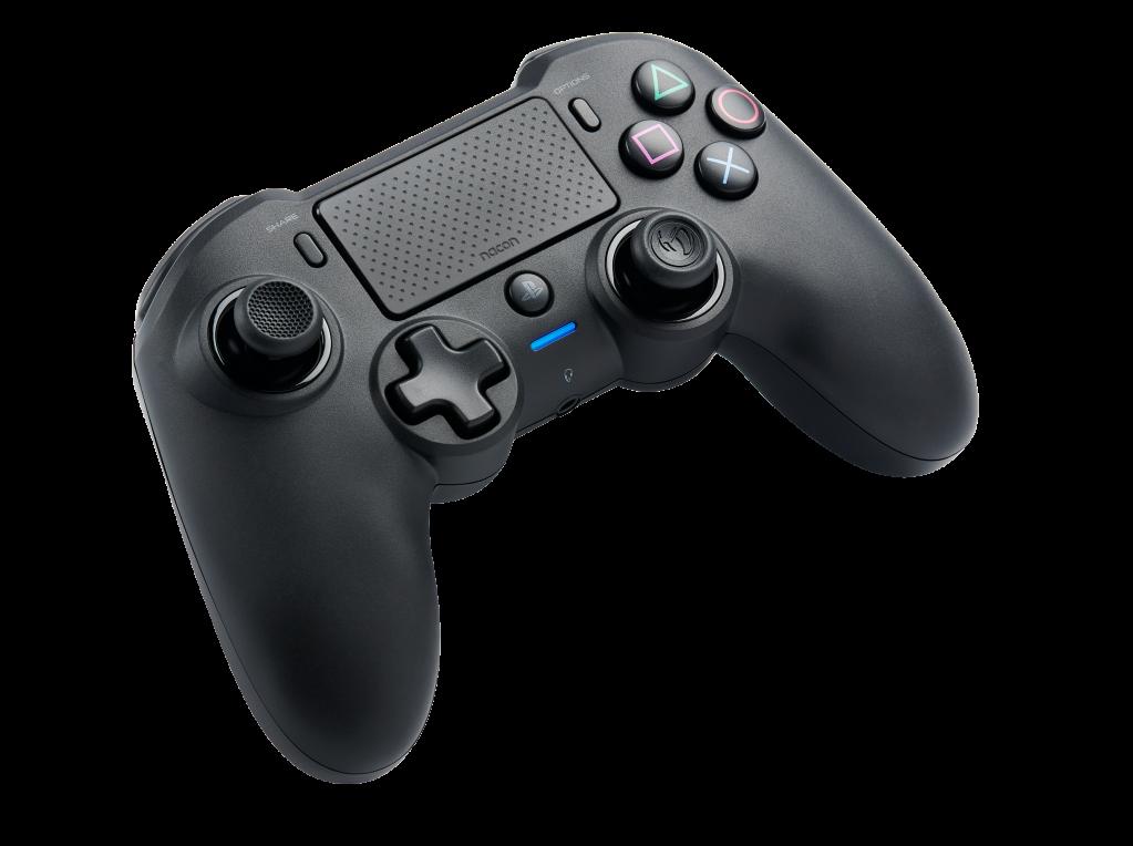 NACON Asymmetric Wireless Official Controller PS4_4