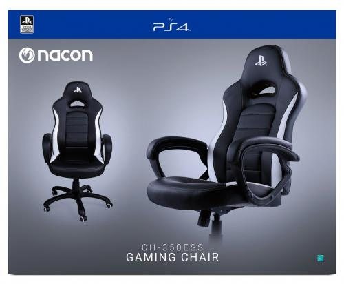 NACON Gaming Chair Official Playsattion Black/White