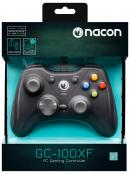 NACON WIRED GAMING CONTROLLER Black PC