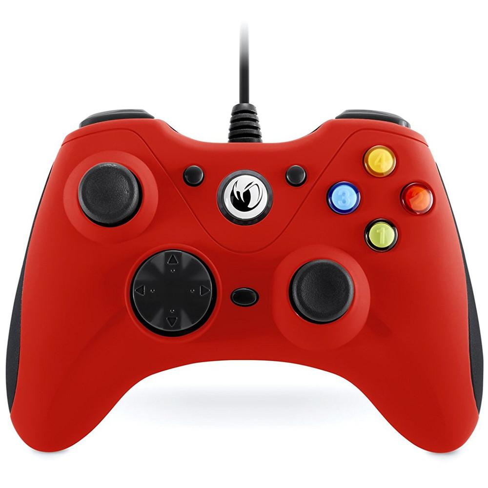 NACON WIRED GAMING CONTROLLER Red PC_1