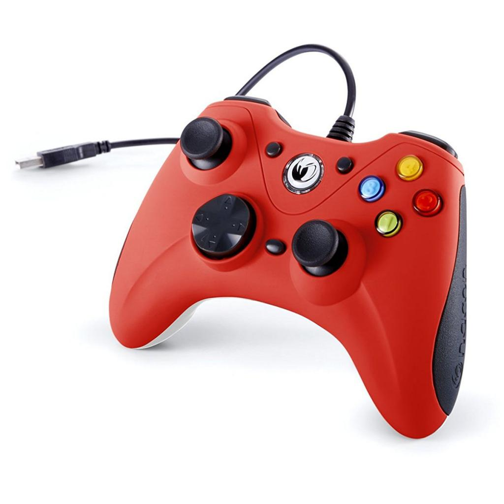 NACON WIRED GAMING CONTROLLER Red PC_2