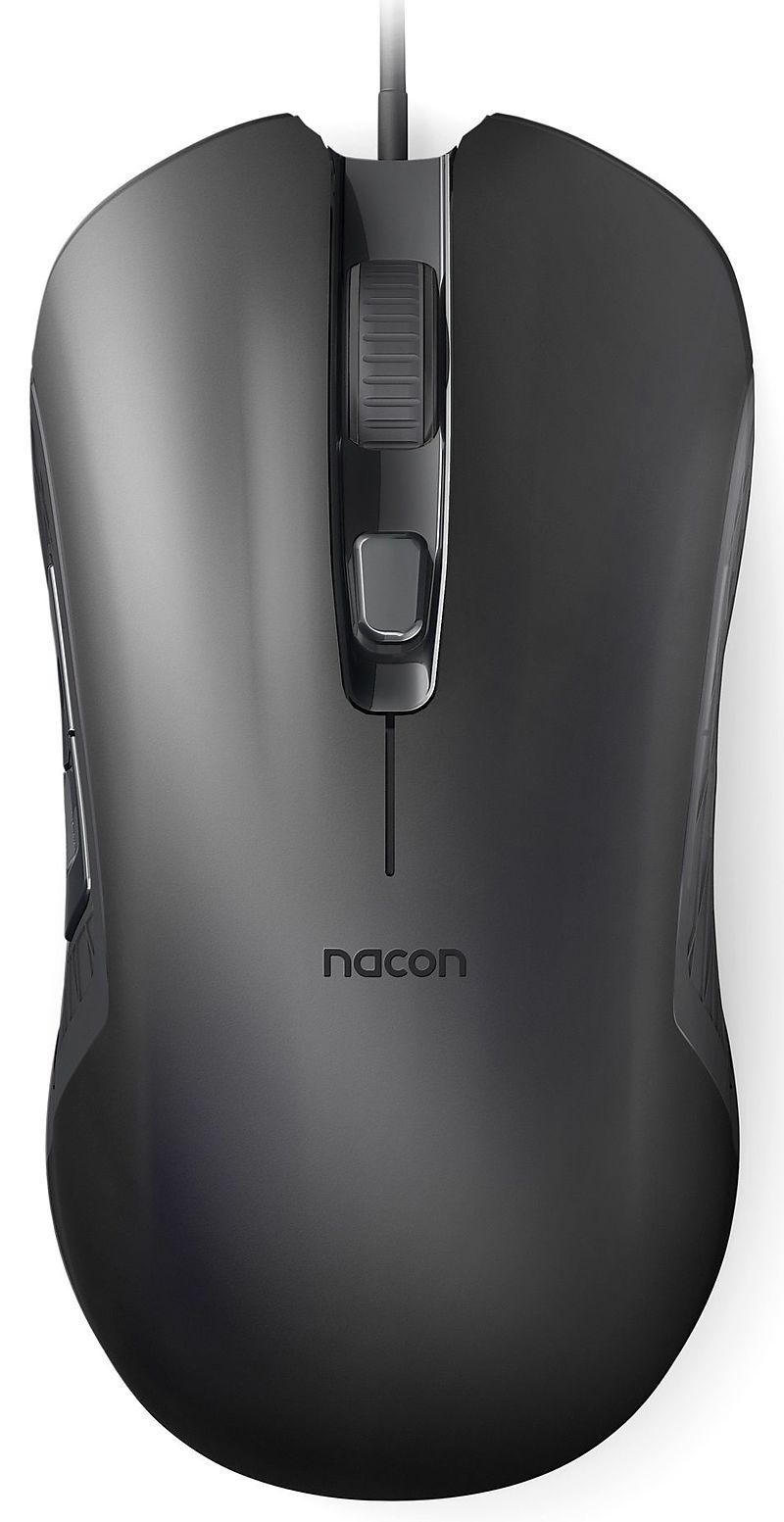 NACON OPTICAL GAMING MOUSE 110 Black_1