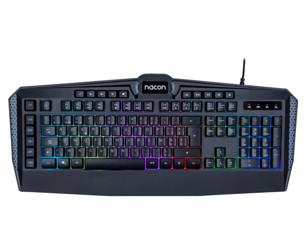 NACON GAMING KEYBOARD CL-210 BE AZERTY PC_1