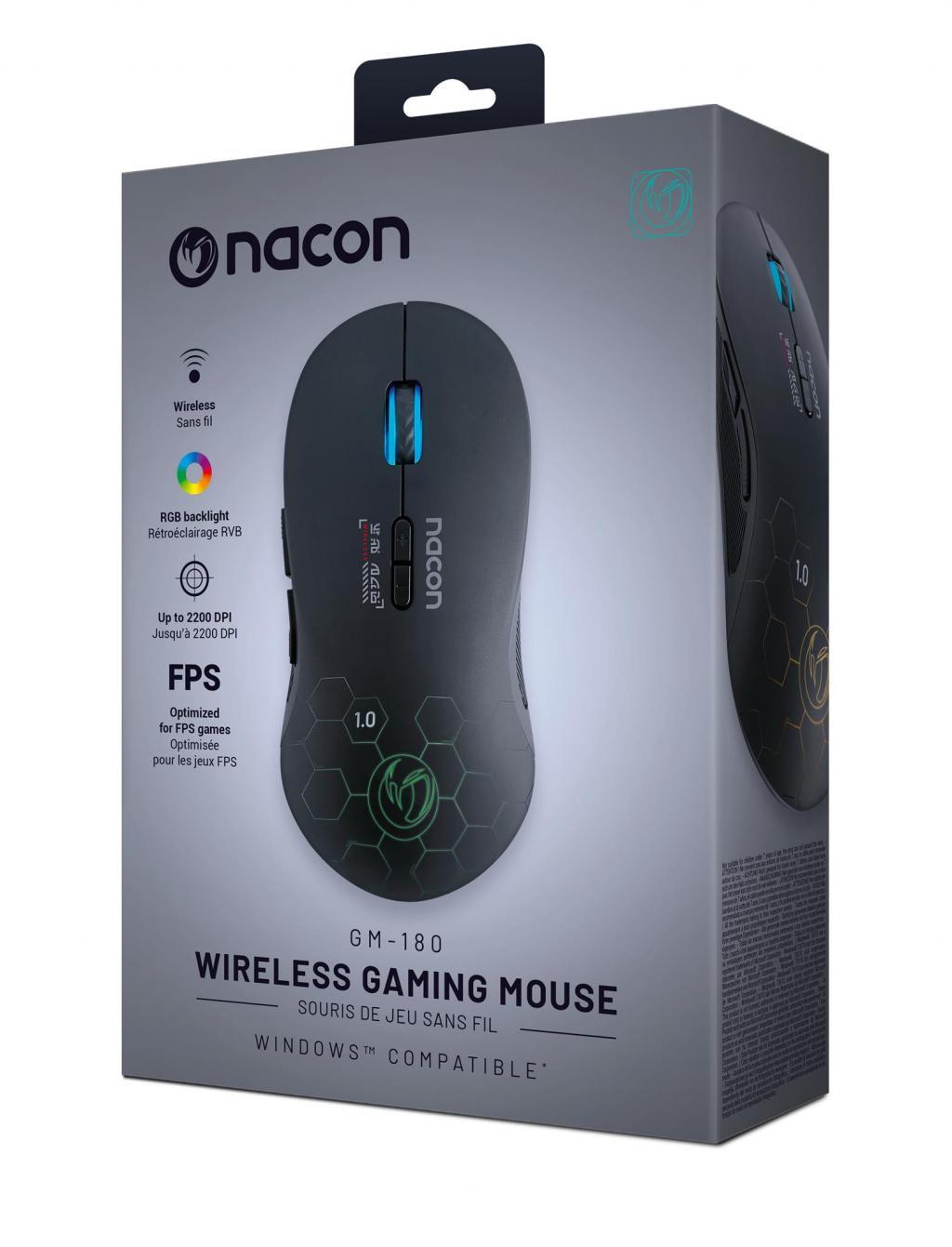 NACON Wireless Gaming Mouse GM 180 RGB LIGHT_3