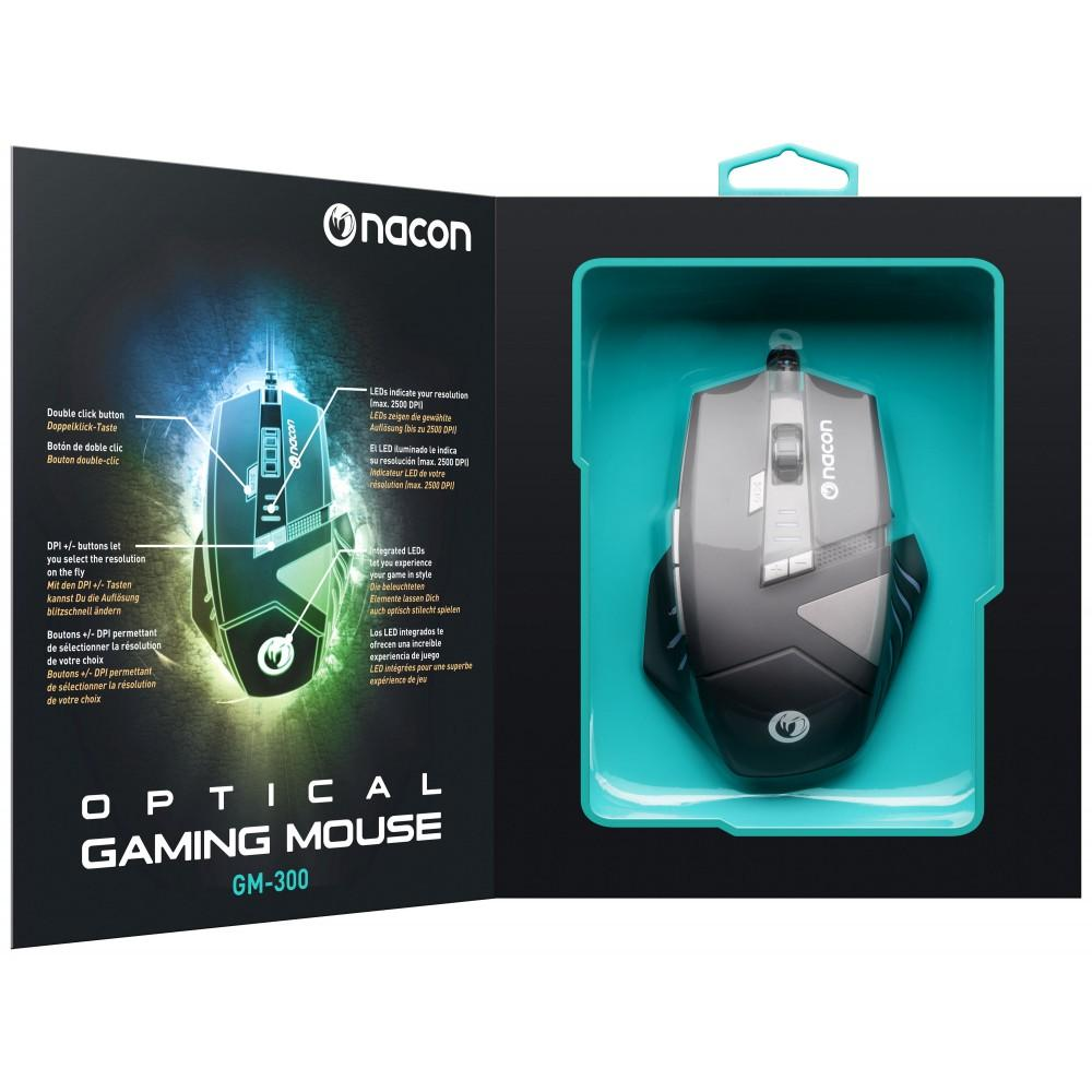 NACON OPTICAL GAMING MOUSE GM-300 - 2750 DPI_2