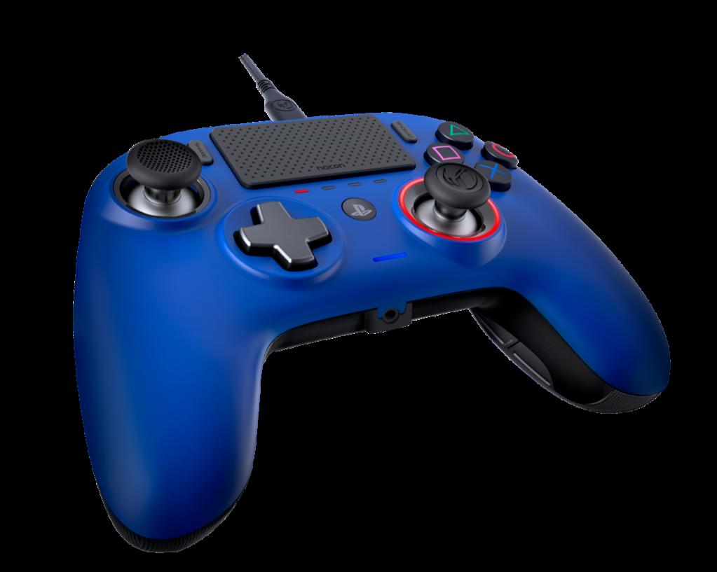 NACON REVOLUTION PRO 3 OFFICIAL CONTROLLER PS4 - BLUE_2