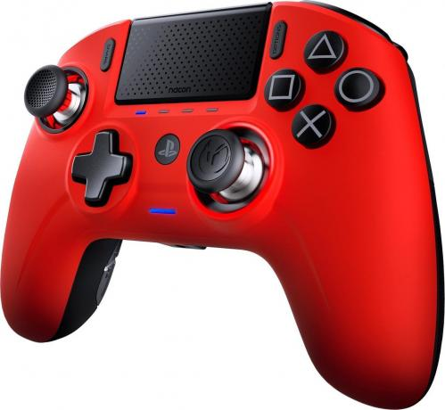 NACON REVOLUTION UNLIMITED PRO CONTROLLER OFFICIAL PS4 RED