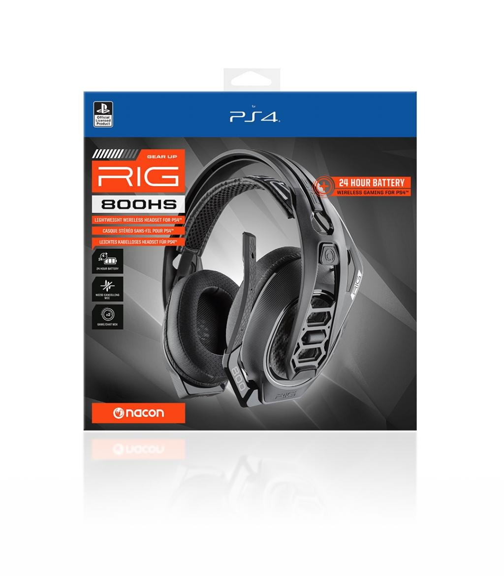 RIG 800 HS Wireless Headset PS4/PS5_1