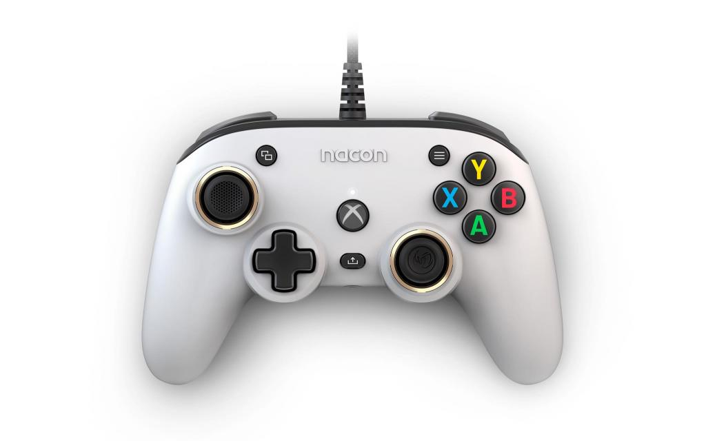 NACON WIRED OFFICIAL PRO COMPACT CONTROLLER ATMOS WHITE_1