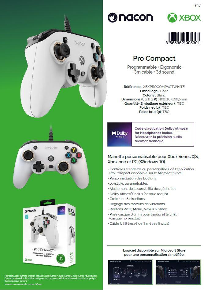 NACON WIRED OFFICIAL PRO COMPACT CONTROLLER ATMOS WHITE_6