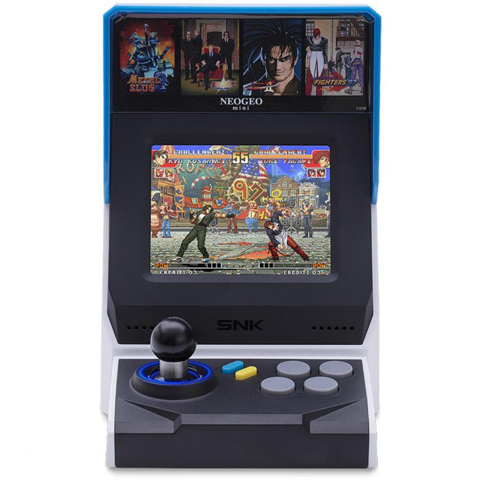 Console RETRO - NEO GEO Mini International - 40 games_5