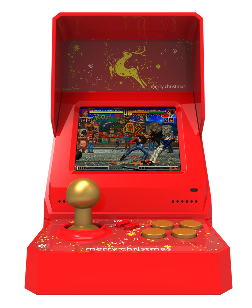 Console RETRO - NEO GEO Mini - Edition Christmas