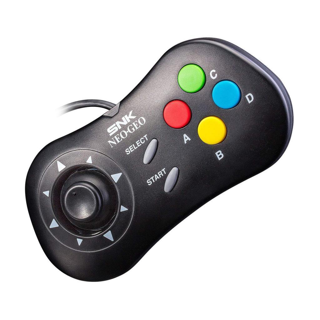 Console RETRO - NEO GEO Mini Black Controller