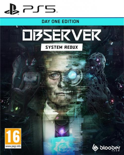 Observer System Redux - Day One Edition (Box UK)