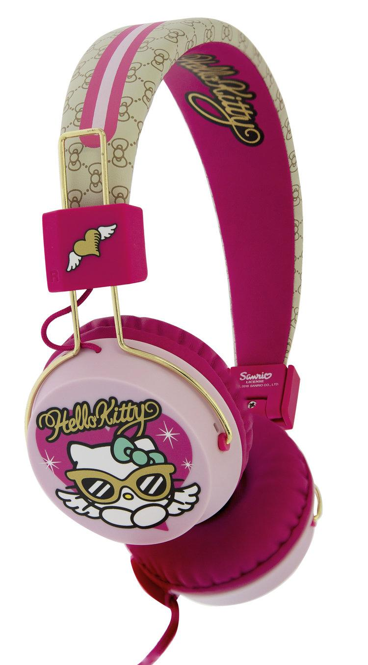 HELLO KITTY - Casque Audio OTL Junior 85db - Couture