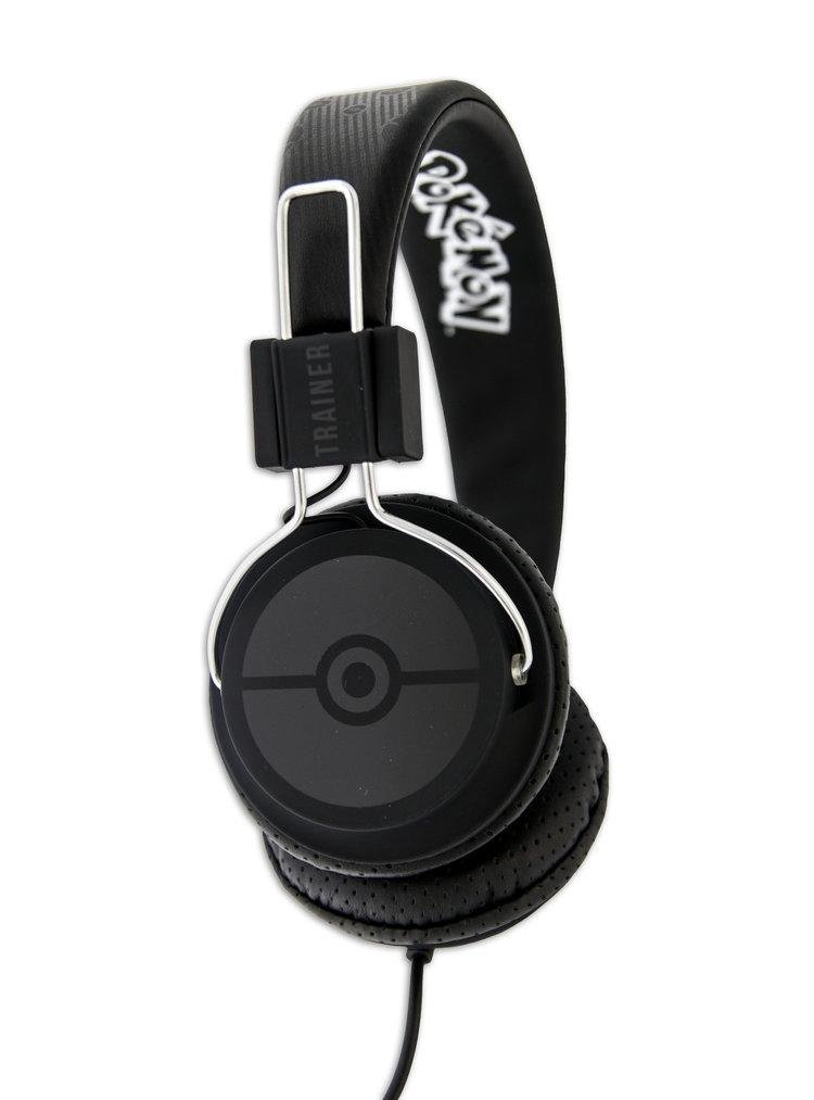 NINTENDO - Casque Audio OTL Junior 85db - Pokeball Trainer